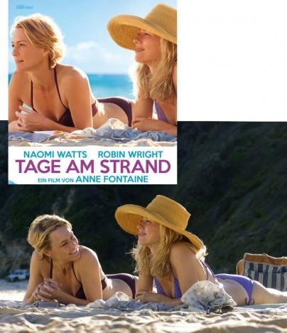 """Tage am Strand"""