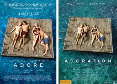 """Die internationalen Plakate von """"Tage am Strand"""""""