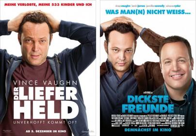 """""""Der Lieferheld"""" und """"Dickste Freunde"""""""