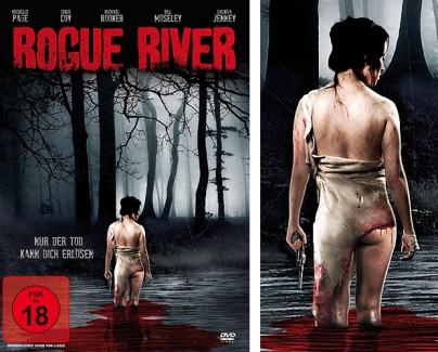 """Filmplakat von """"Rogue River"""""""
