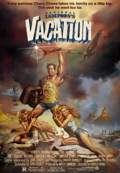 "Filmplakat zu ""Vacation"""