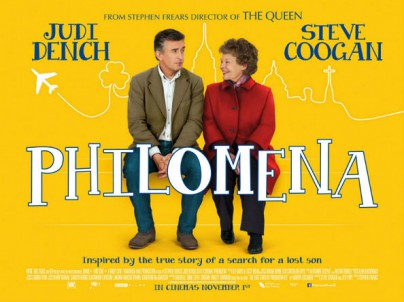 "UK-Filmplakat zu ""Philomena"""