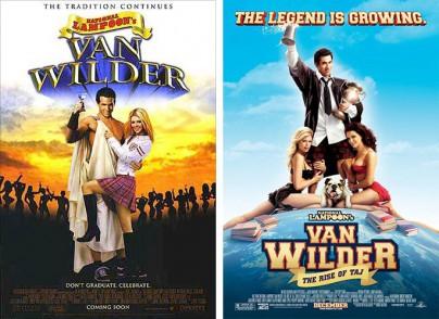Van Wilder 1 + 2