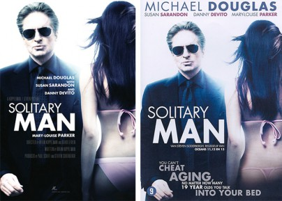 "Filmplakate zu ""Solitary Man"""