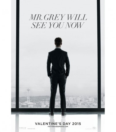 "Filmplakat zu ""Fifty Shades of Grey"""