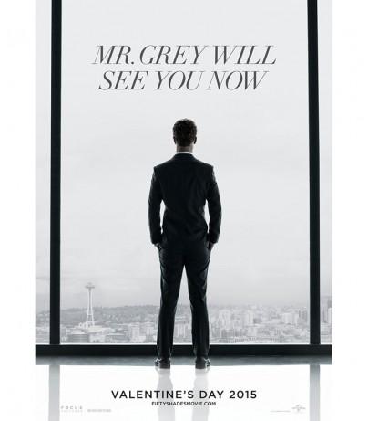 "Filmplakat zu ""Fifty Shades of Grey"""