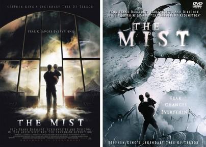 """Filmplakate zu """"The Mist"""" (Der Nebel)"""