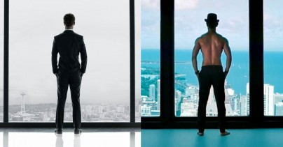 """Fifty Shades of Grey"" vs. ""Dhoom 3"""