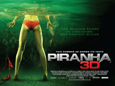 """Filmplakat zu """"Piranha 3D"""""""