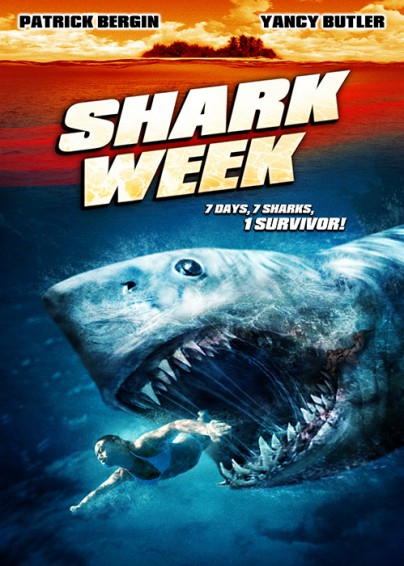 "Filmplakat zu ""Shark Week"""