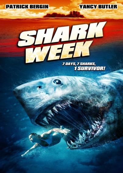 """Filmplakat zu """"Shark Week"""""""