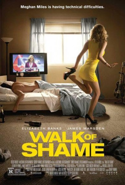 "Filmplakat zu ""Walk of Shame"""