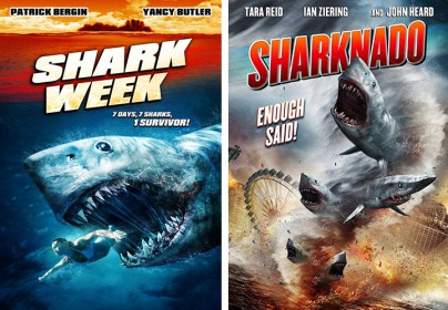 """Shark Week"" und ""Sharknado"""