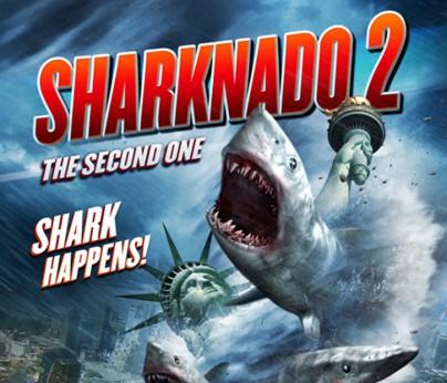 """""""Sharknado 2"""""""