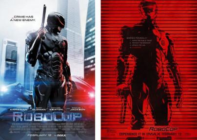 """Filmplakate zu """"RoboCop"""""""