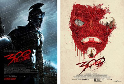 "Filmplakate zu ""300: Rise of an Empire"""