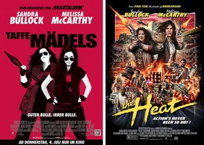 "Filmplakate zu ""Taffe Mädels"""