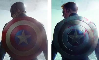 Captain America im Vergleich