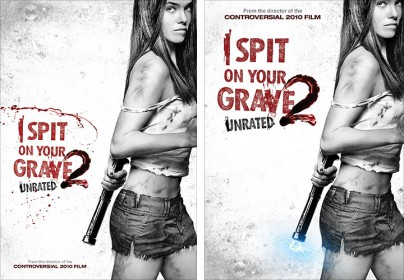 "Filmplakate zu ""I Spit on Your Grave 2"""