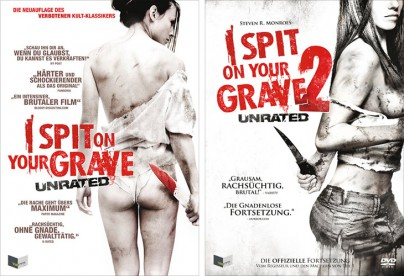 """I Spit on Your Grave"" Unrated"