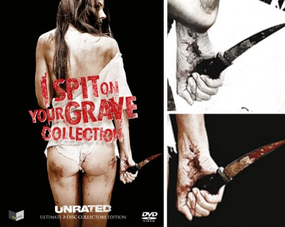 """I Spit on Your Grave""-Collection"