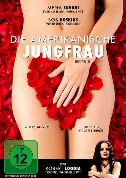 "DVD-Cover zu ""Die amerikanische Jungfrau"""