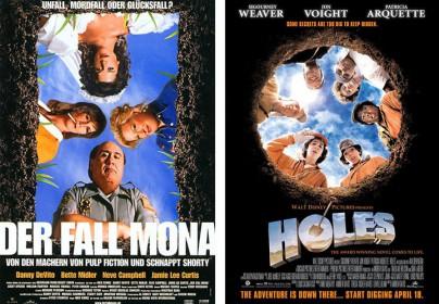 """""""Der Fall Mona"""" und """"Holes"""""""