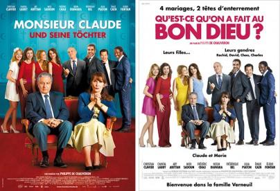 """""""Monsieur Claude und seine Töchter"""""""