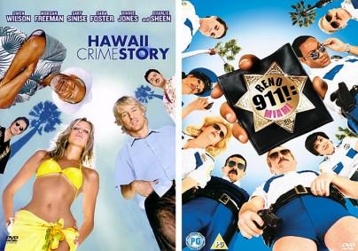 """Hawaii Crime Story"" und ""Reno 911!: Miami"""