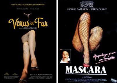 """Venus im Pelz"" und ""Mascara"""
