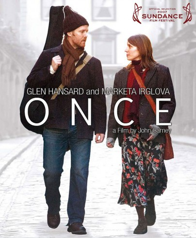 "DVD Cover von ""Once"""