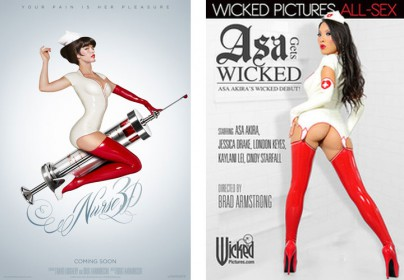 """Nurse 3D"" und ""Asa Gets Wicked"""