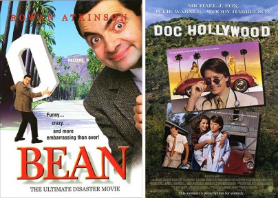 """Bean"" und ""Doc Hollywood"""
