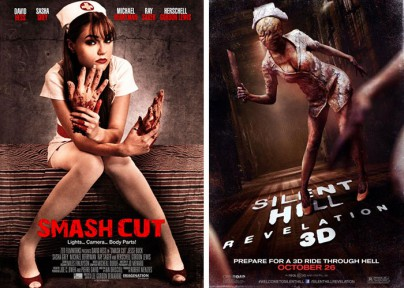 """Smash Cut"" und ""Silent Hill"""