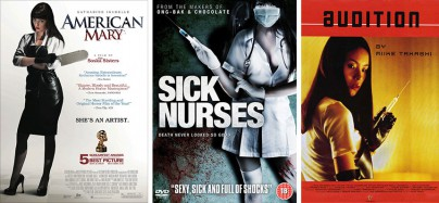 """American Mary"",  ""Sick Nurses"" und ""Audition"""