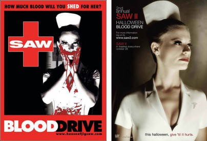 Saw Blood Drive 1 und 2