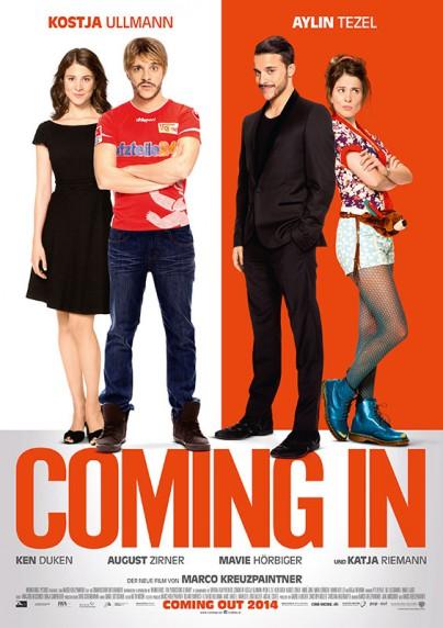 "Filmplakat zu ""Coming In"""