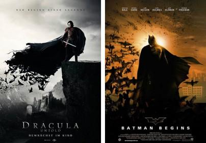 """""""Dracula Untold"""" vs. """"Batman Begins"""""""