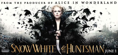 "Filmplakat zu ""Snow White and the Huntsman"""