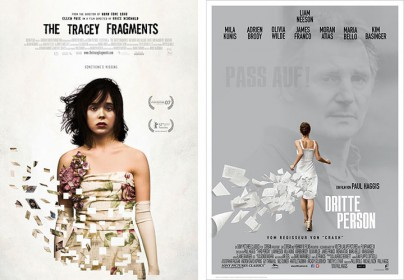 """The Tracey Fragments"" und ""Dritte Person"""