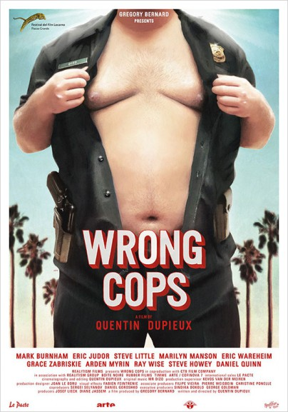 "Filmplakat zu ""Wrong Cops"""