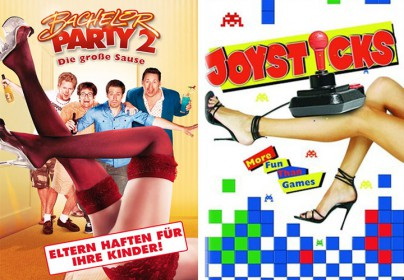 """Bachelor Party 2 - Die große Sause"" und ""Joysticks"""
