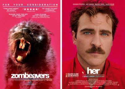 Zombeavers vs. Her