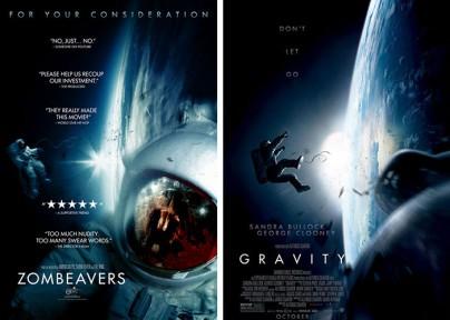 Zombeavers vs. Gravity