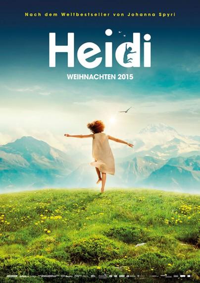"Teaserplakat zu ""Heidi"""