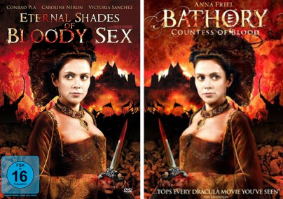 """Eternal Shades of Bloody Sex"" und ""Bathory"""
