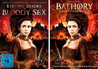 """""""Eternal Shades of Bloody Sex"""" und """"Bathory"""""""