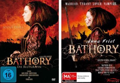 """Filmplakate zu """"Bathory"""""""