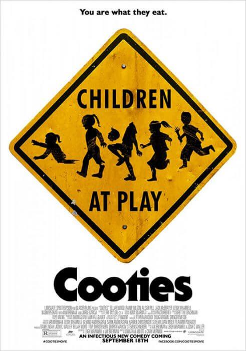"Filmplakat zu ""Cooties"""