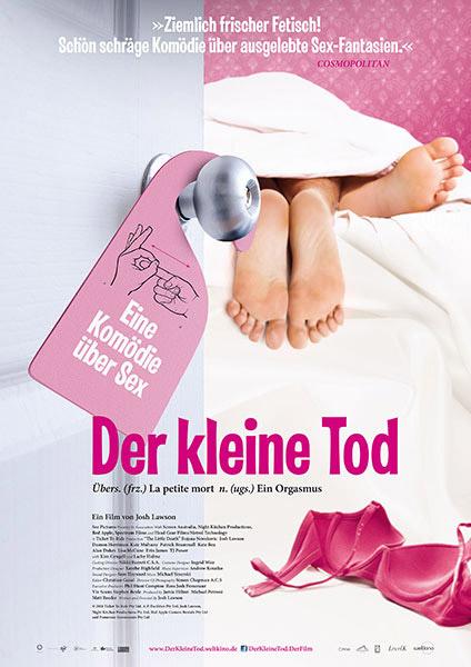 """Filmplakat zu """"Der kleine Tod"""""""